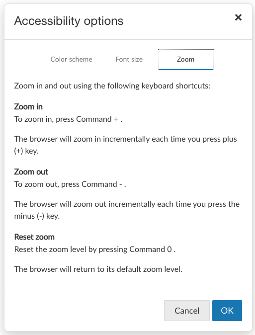 BetterExaminations Zoom Accessibility Option